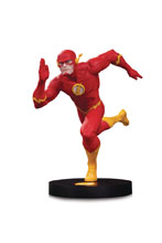 Image: DC Designer Series Statue: The Flash by Francis Manapul  - DC Comics