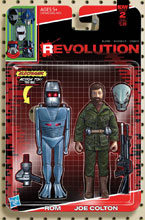 Image: Revolution #2 (subscription cover - D) - IDW Publishing