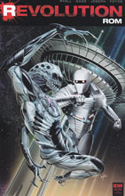 Image: Rom: Revolution  (incentive cover incentive - Ken Christiansen) (10-copy)  [2016] - IDW Publishing
