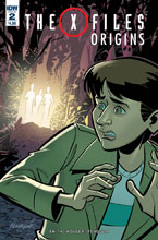 Image: X-Files: Origins #2 - IDW Publishing