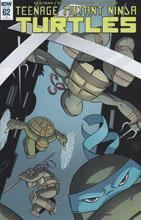 Image: Teenage Mutant Ninja Turtles #62 (incentive cover incentive - Goran Sudzuka) (10-copy)  [2016] - IDW Publishing