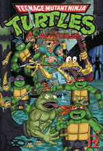 Image: Teenage Mutant Ninja Turtles Adventures Vol. 12 SC  - IDW Publishing