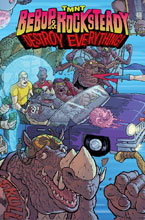 Image: Teenage Mutant Ninja Turtles: Bebop & Rocksteady Destroy Everything SC  - IDW Publishing