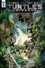 Image: Teenage Mutant Ninja Turtles Universe #2 - IDW Publishing
