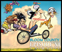 Image: Bloom County Episode XI: A New Hope SC  - IDW Publishing