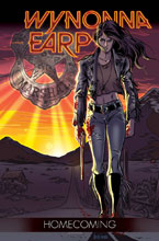 Image: Wynonna Earp Vol. 01: Homecoming SC  - IDW Publishing