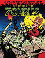 Image: Return of the Zombies HC  - IDW Publishing