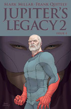 Image: Jupiter's Legacy Vol. 2 #4 (cover A - Quitely) - Image Comics