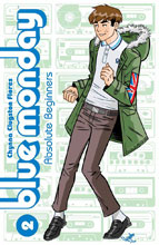 Image: Blue Monday Vol. 02: Absolute Beginners SC  - Image Comics