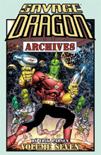 Image: Savage Dragon Archives Vol. 07 SC  - Image Comics