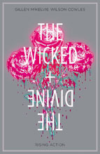 Image: Wicked & Divine Vol. 04: Rising Action SC  - Image Comics