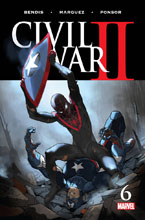 Image: Civil War II #6  [2016] - Marvel Comics