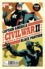 Image: Civil War II #6 (variant cover - Michael Cho)  [2016] - Marvel Comics