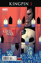 Image: Civil War II: Kingpin #3 - Marvel Comics