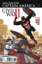 Image: Captain America: Sam Wilson #13 - Marvel Comics