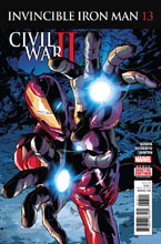 Image: Invincible Iron Man #13 - Marvel Comics