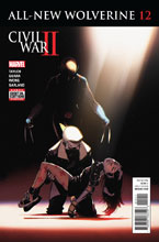 Image: All-New Wolverine #12 - Marvel Comics