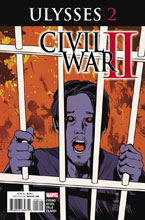Image: Civil War II: Ulysses #2  [2016] - Marvel Comics