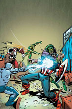 Image: Captain America: Serpents Unite!  - Marvel Comics