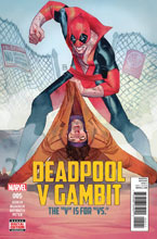 Image: Deadpool v Gambit #5  [2016] - Marvel Comics