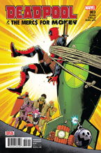 Image: Deadpool & the Mercs for Money #3 (Nov. 2016)  [2016] - Marvel Comics