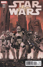 Image: Star Wars #23 (variant cover - Molina) - Marvel Comics