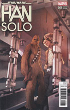 Image: Han Solo #4 (Jamal Campbell variant cover - 00461)  [2016] - Marvel Comics