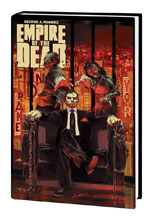 Image: George Romero's Empire of the Dead HC  - Marvel Comics
