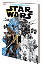 Image: Color Your Own Star Wars SC  - Marvel Comics