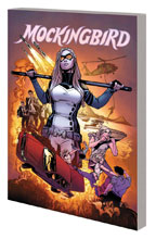 Image: Mockingbird Vol. 01: I Can Explain SC  - Marvel Comics