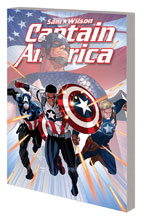 Image: Captain America: Sam Wilson Vol. 02 - Standoff SC  - Marvel Comics
