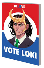 Image: Vote Loki SC  - Marvel Comics