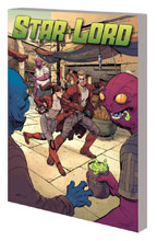 Image: Legendary Star-Lord Vol. 04: Out of Orbit SC  - Marvel Comics