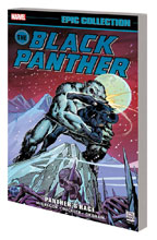 Image: Black Panther Epic Collection: Panther's Rage SC  - Marvel Comics