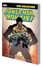 Image: Power Man and Iron Fist Epic Collection: Revenge! SC  - Marvel Comics