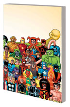 Image: Marvel Universe According to Hembeck SC  - Marvel Comics