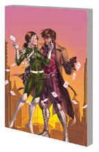 Image: X-Men: Gambit & Rogue SC  - Marvel Comics
