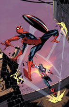 Image: Spidey #10 by Randolph Poster  - Marvel Comics