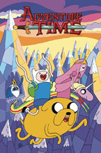 Image: Adventure Time Vol. 10 SC  - Boom! Studios