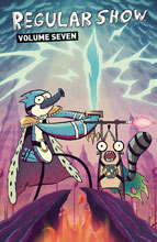 Image: Regular Show Vol. 07 SC  - Boom! Studios