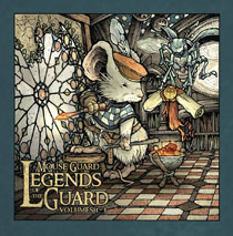 Image: Mouse Guard: Legend of the Guard Volumes 1-3 Slipcased Set  - Boom! Studios