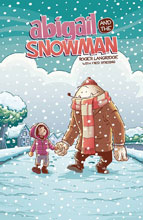 Image: Abigail and the Snowman SC  - Boom! Studios