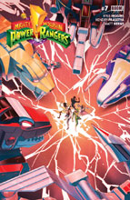 Image: Mighty Morphin Power Rangers #7 - Boom! Studios