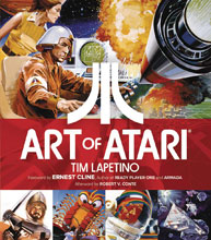 Image: Art of Atari HC  - Dynamite
