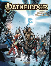 Image: Pathfinder Vol. 05: Hollow Mountain HC  - Dynamite