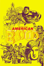 Image: American Blood SC  - Fantagraphics Books