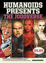 Image: Humanoids Presents the Jodoverse SC  - Humanoids Inc
