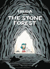 Image: Hilda and the Stone Forest HC  - Nobrow Press