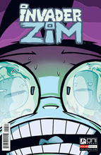 Image: Invader Zim #13 - Oni Press Inc.