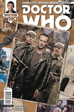Image: Doctor Who: The 9th Doctor #7 (cover B - Photo) - Titan Comics